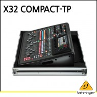 X32 COMPACT-TP/40입력/16프로그래밍 가능한 MIDAS Preamps/25버스 디지털 믹싱 콘솔/17자동 페이더/채널 LCD, FireWi