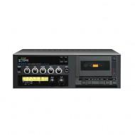 SA-1800TC-AR /마이크1,2,카셋트 오토리버스,라디오,챠임싸이렌,Auto Reverse 카세트데크내장 RMS 80W,MAX 100W