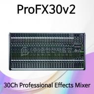 ProFX30v2/16채널 프로페셔널 이펙츠/USB