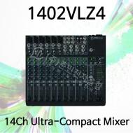 1402VLZ4/14채널 컴팩트 믹서