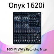 Onyx1620i/16채널 프리미엄 파이어와이어 레코딩 믹서