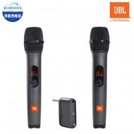 JBL AS3 무선마이크 충전식 듀얼 2채널 핸드마이크 WIRELESS 삼성 정품 수신기 포함